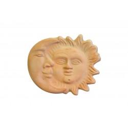 Maska słońce i księżyc
